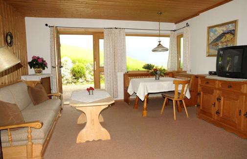 Ferienwohnung Bodenschneid im Haus Sonnleitn in Bad Wiessee