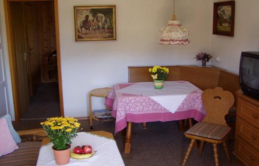 Ferienwohnung Wallberg im Gästehaus Sonnleitn